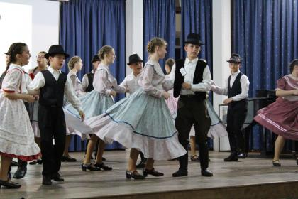 The Nightingale Sings! Folk Music and Dance Talent Show, semi-finals (12.05.2017)